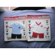Mini Uniformes De Coleccion Del Mundial De Futbol Mexico 86