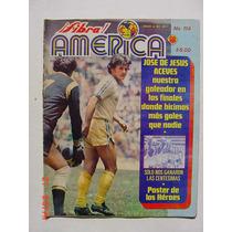 1977 Jose De Jesus Aceves Revista Fibra America Alfredo Tena
