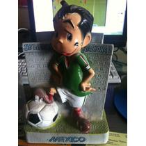 Mundial Mexico 86 Alcancia De Cantinflas