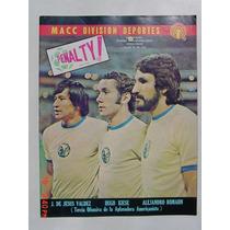 1976 Hugo E. Kiesse Club America Aguilas Revista Penalty