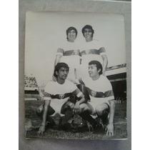 Club Deportivo Zacatepec Foto Años 60`s - 70`s Futbol Soccer
