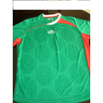 Jersey Playera Seleccion Mexicana Retro Atletica