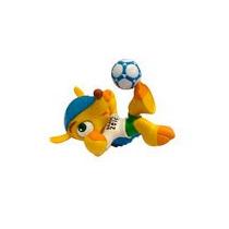 Fuleco-copa Mundial Fifa Brasil 2014--7 Cms.vinil