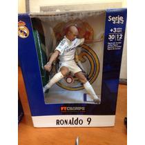 Ronaldo Real Madrid Figura Ft Champs 12 Pulgadas