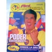 Revista Futbol Fibra América Antigua De Colección Maa