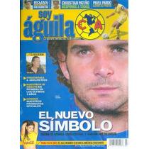 Revista Futbol Socio Aguila Club America Antigua Maa