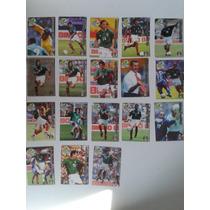 18 Bimbo Cards Seleccion Mexicana Mundial 2002 Op4