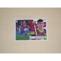 Estampa Neymar Barcelona 2014 Editorial Este Importada
