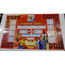 Panini Fifa World Cup Sudafrica 2010 Tournament Tracker Idd
