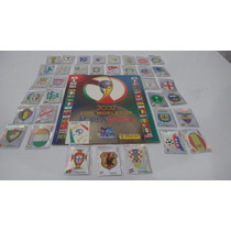 Estampas Korea-japon 2002 Panini 100% Originales.