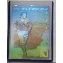 1993 Upper Deck World Cup Usa 94 Emilio Butrageño España