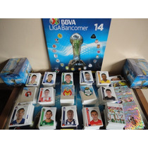 Álbum Completo Liga Mx Apertura 2014 Panini Estampas S/pegar