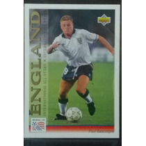 1993 Upper Deck World Cup Usa 94 #107 Paul Gascoigne