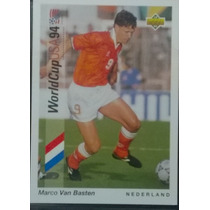 1993 Upper Deck World Cup Usa 94 #36 Marco Van Basten