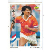 1993 Upper Deck World Cup Usa 94 #76 Ruud Gullit Holanda