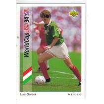 1993 Upper Deck World Cup Usa 94 #58 Luis Garcia