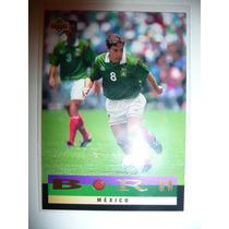 Upper Deck 93 World Cup 1994 Futbol Bora 207 Mexico