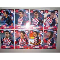 Tarjetas Imagics Del Club Chivas