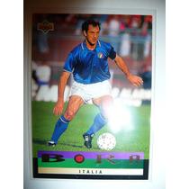 Upper Deck 93 World Cup 1994 Futbol Bora Italia 204