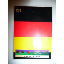 Upper Deck 93 World Cup 1994 Futbol Bora 202 Alemania