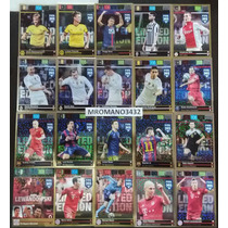 Tarjetas Panini Adrenalyn Limited Edition Fifa 365 Messi Cr7