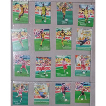 Bimbo Cards Clubes Mexicano (2000)