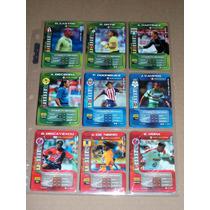 Futcard Tcg 2005 34 Tarjetas Futbol Soccer Equipo Nacionales