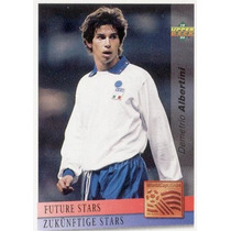 1993 Upper Deck Future Stars Demetrio Albertini Usa 1994
