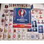 Estampas Sueltas Del Album Panini Euro 2016 Francia Ronaldo