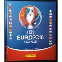 Estampas Sueltas Euro 2016 Panini