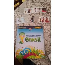 Estampas Del Mundial Brasil 2014 Panini