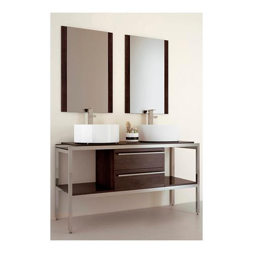 Muebles De Baño Gravita: Minimalista Espejo Gb 2033 26 Gravita – $ 9,94500 en MercadoLibre