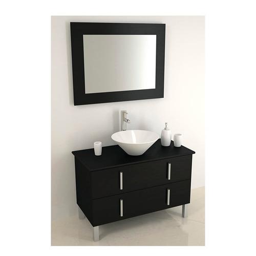 Gabinetes Para Baño Minimalistas:Gabinete Baño Lavabo Minimalista Espejo Gb 2076 26 Gravita – $ 8,285