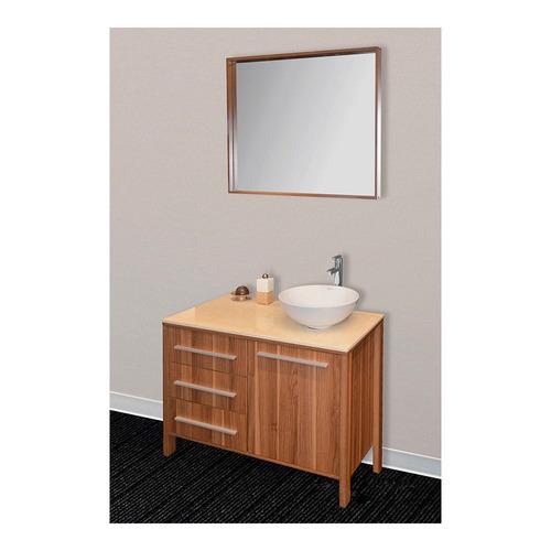 Lavabos Gabinetes Para Baño:gabinete baño lavabo minimalista espejo gb 2080 84a gravita