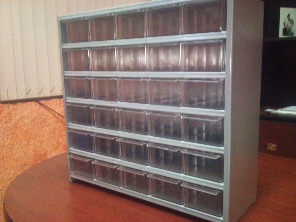Cajonera Metalico 30 Gaveta De Plastico  $ 22000 en MercadoLibre