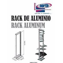 Rack De Telecomunicaciones De Aluminio North + Charola