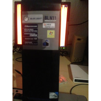 Gabinete Mini Torre Original Blue Light