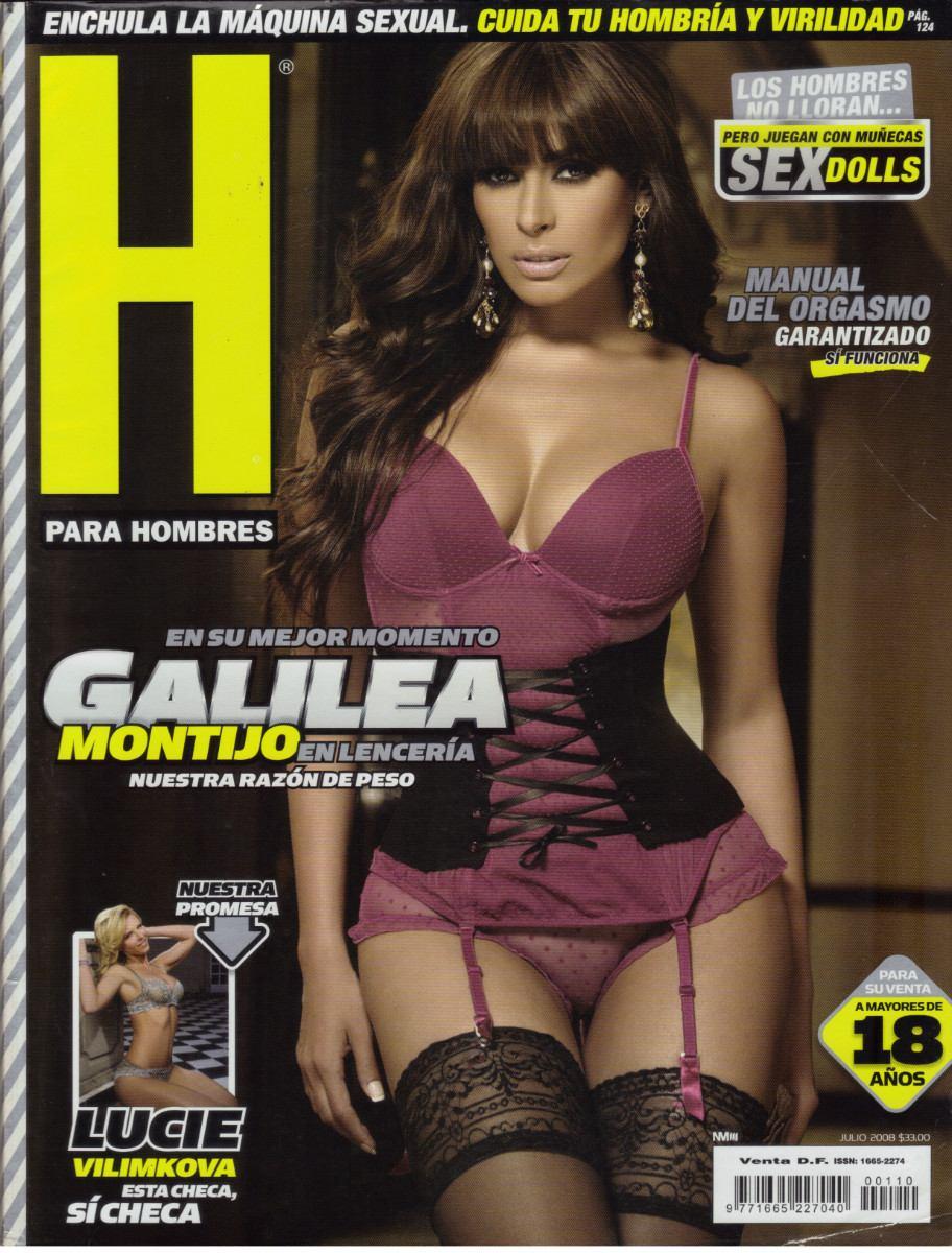 De Revista H Fn Portada La Para Hombres Julio