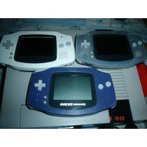 Game Boy Advance Con 6 Juegos A Escoger