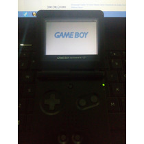 Nintendo Gameboy Advance Sp Como Nuevo Modelo Ags 001
