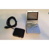 Game Boy Advance Sp Y Cargador.