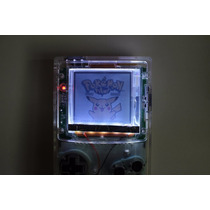 Frontlight Gameboy Color + Pegamento Uv