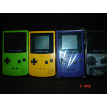 Game Boy Color Consola Con Un Juego Parte 2