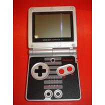 Game Boy Advance Sp Classic Nes Limited Edition! Garantizado