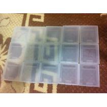 Cajas Plásticas Para Juegos De Game Boy Precio Por Cada Una