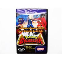 Los Mejores Trucos En Dvd Para Nintendo Gamecube - Pokemon