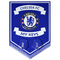 Chelsea Banderín - Key Hanging Ganchos Fútbol Oficial