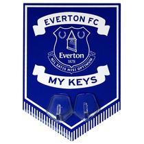 Everton Banderín - Key Hanging Ganchos Fútbol Oficial