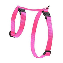 Arnes Para Gato Lupine Medio \hot Pink H-estilo Arnés Del A