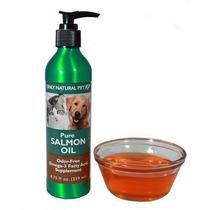 Suplemento Para Gato Only Natural Pet Pure Salmon Aceite 8
